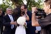 Η Μαρίνα Ασλάνογλου παντρεύτηκε τον αγαπημένο της στη Σκιάθο (pics)