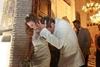 Τζωρτζάκης - Κόντα: Παντρεύτηκαν στην Αμοργό (pics)