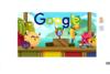 17η Μέρα των Doodle Fruit Games 2016