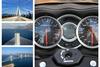 «Πιάνοντας» 300 χιλιόμετρα στη Γέφυρα Ρίου Αντιρρίου - Δείτε το βίντεο