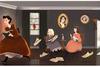 Το νέο doodle της Google αφιερωμένο στην Αμερικανίδα συγγραφέα, Louisa May Alcott!