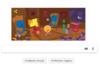 Η Google σας εύχεται «Καλές Γιορτές»