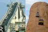 10 δρόμοι που είναι πιο τρομακτικοί από Roller-coaster (video)