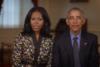 Μπαράκ και Μισέλ Ομπάμα ανακοίνωσαν τα μελλοντικά τους σχέδια (video)