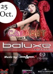 Le Cabaret @ Baluxe Night Club