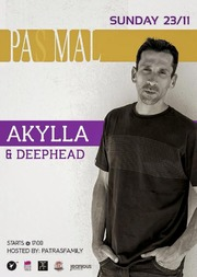 Akylla & DeepHead στο Pas Mal