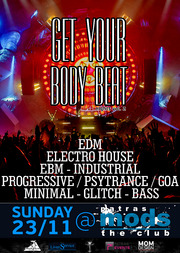 Get Your Body Beat Party Nights στο Mods