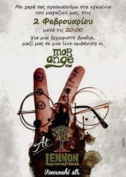 Οι Morange Live στο Lennon