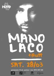 Ο Manolaco στο Home by Megaro