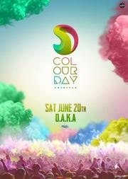 Colour Day Festival στο OAKA