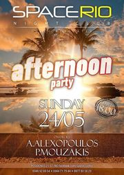 Afternoon Party στο Space
