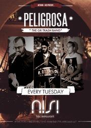 Peligrosa Live στο Ακταίον - Nisi