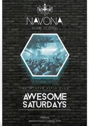 Awesome Saturdays στο Navona Club di Oggi