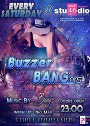 Buzzer BANGers στο Studio 46 By Mod's
