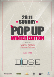 POP UP Winter Edition at Dose