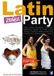Latin Zumba Party στο Teatro