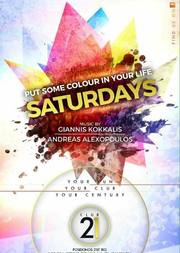 Put Some Colour In Your Life at Club 21