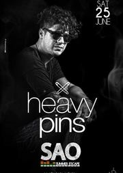 Heavy Pins at Sao Beach Bar