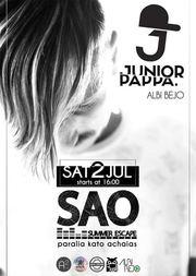 Junior Pappa at Sao