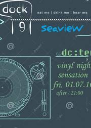 Vinyl night sensation at Seaview Dock 9