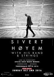 Sivert Hoyem στο Ηρώδειο