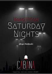 Saturday Nights at Cabana
