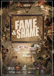 Fame n Shame at Mods Club