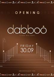 Opening στο Dabboo