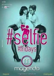 Selfie Fridays στο Magenda