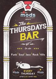The Thursdays Bar at Studio 46 by Mods