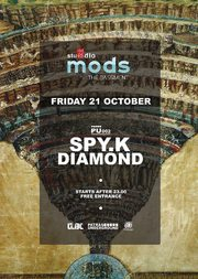 Spy K. & Diamond at Studio 46 by Mods