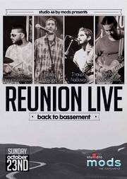 Reunion Live at Studio 46 by Mod's
