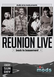Reunion Live at Studio 46