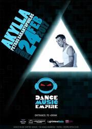 Akylla at Dance Music Empire