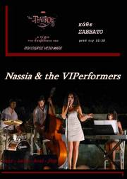Nassia & the VIPerformers Live @ Teatro cafe bar