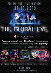 The Global Eve 2014 Party @ Athenaeum Intercontinental Hotel
