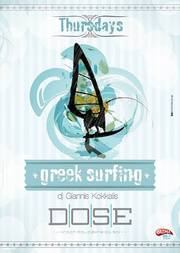Greek Surfing @ Dose Cafe Bar
