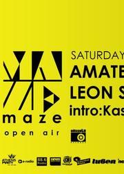 Amateurboyz @ Maze Open Air