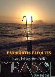 Panagiotis Fafoutis @ Mirasol