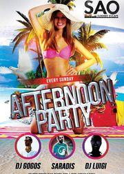 Afternoon Party @ Sao Beach Bar