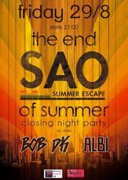 Closing Night Party @ Sao Beach Bar