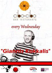 Giannis Kokkalis @ Cibo Cibo