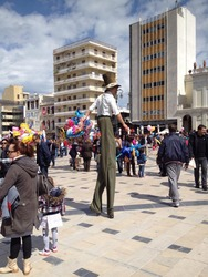 Μια γιορτή στο κέντρο της Πάτρας για τα παιδιά! (Δείτε φωτογραφίες)