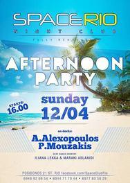 Τα parties της Κυριακής του Πάσχα στην Πάτρα!