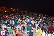 2.500 άτομα στην πλαζ της Πάτρας σε ένα δυνατό beach party! (Δείτε φωτο)