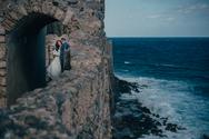 Sami & Chryssa - Η πιο απρόβλεπτη ιστορία αγάπης που κατέληξε στον πιο ονειρεμένο γάμο! (pics+video)