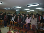 Στην Χριστιανική Εστία Πατρών ο Μητροπολίτης Χρυσόστομος (pics)