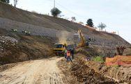 Πάτρα: Το 2015 θα είναι έτοιμη η διάνοιξη της Κανακάρη - Αυτοψία από τον Δήμαρχο (pics)