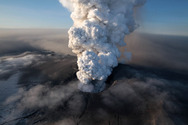 Ισλανδια,Εξερραγη,Ηφαιστειο,Μπαρνταρμπουνγκα,Κοκκινος,Συναγερμος