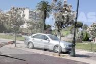 Πάτρα: Πάρκαρε στην πλατεία Υψηλών Αλωνίων την Mercedes του σαν... κύριος